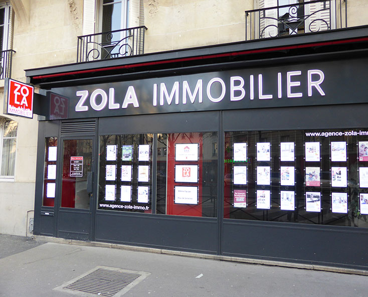 ZOLA IMMOBILIER